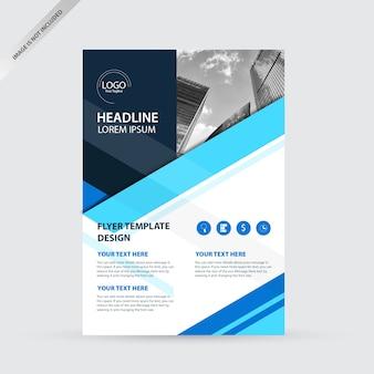 Clean and morden flyer design