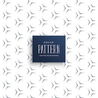 Clean subtle vector pattern background