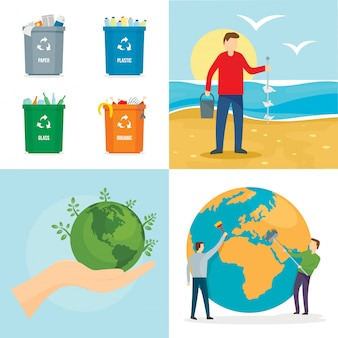 Clean world day