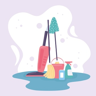 Приборы и инструменты для чистки