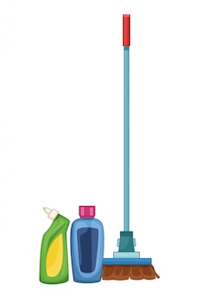 Cleaning and hygiene equipment accesories