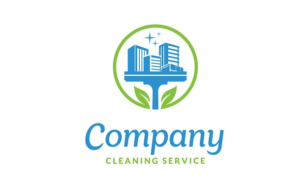 Cleaning service logo design inspiration