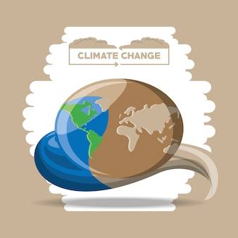 기후 변화 설계