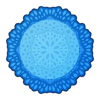 Картинки с водным синим абстрактным дизайном