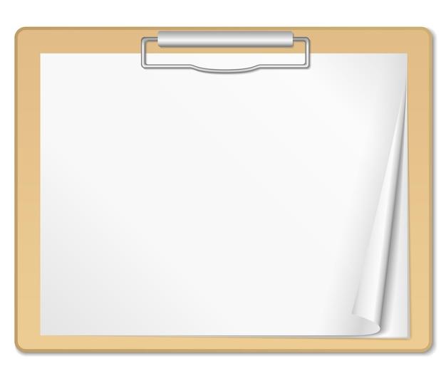 Clipboard concept illustration