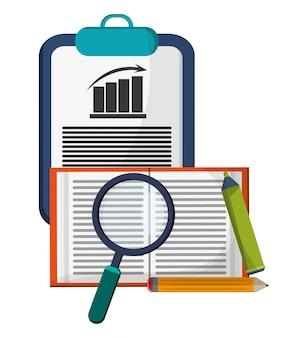 Бумага для поиска книг в буфере обмена