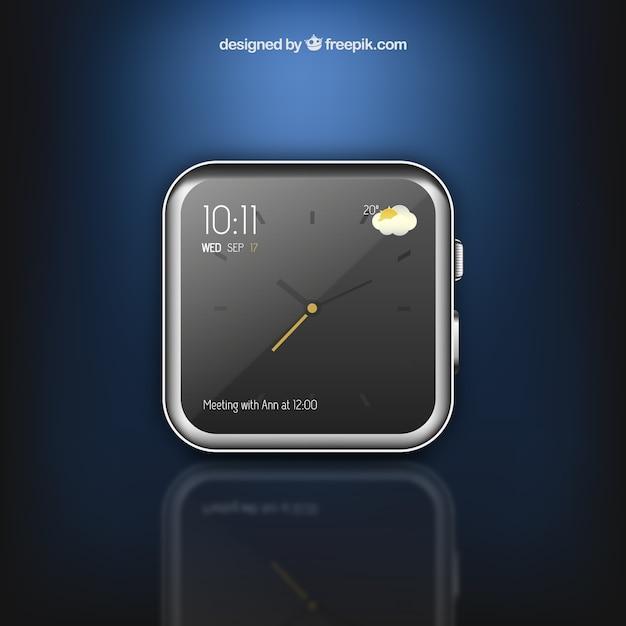 Часы приложение