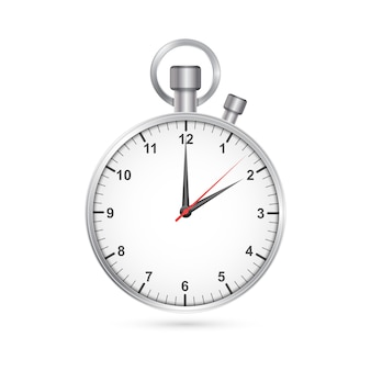 Clock and stopwatch icon.
