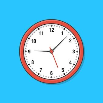 Clock .time Premium Vector