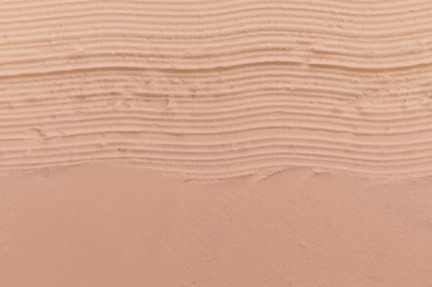 Close up on sand texture design