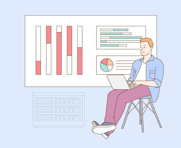 Концепция облачных вычислений и хранения данных
