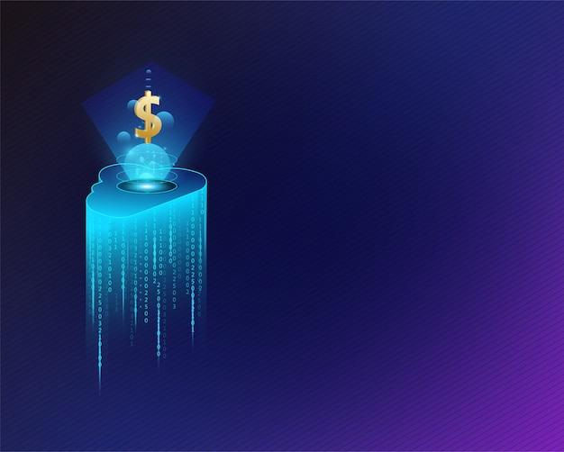 クラウドコンピューティングオンラインストレージ人工データデバイス将来のインターネット
