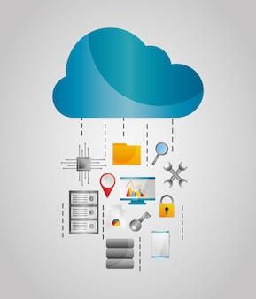 Средства защиты файлов хранилища облачных данных