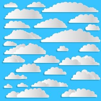 Nube disegna collezione