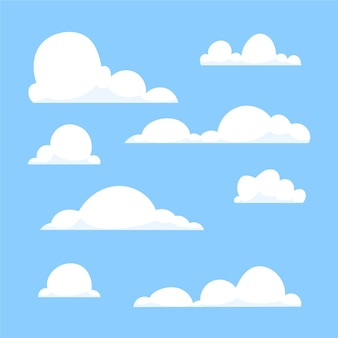 Clouds collection