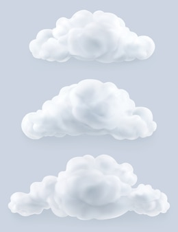 Clouds, set