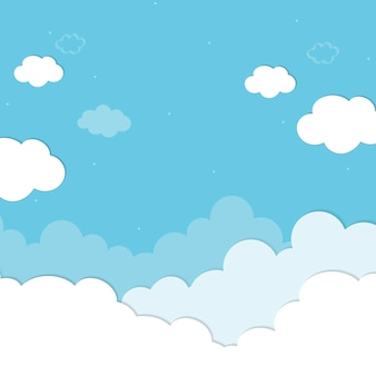 Cloudy Vectors Photos And Psd Files Free Download