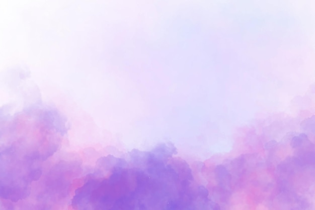 Cloudy purple and pink background