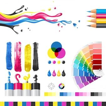 Цветовой режим cmyk