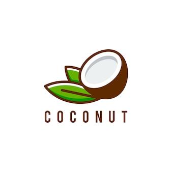 코코넛 로고