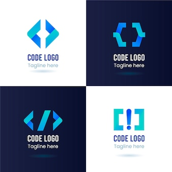 Code logo collection