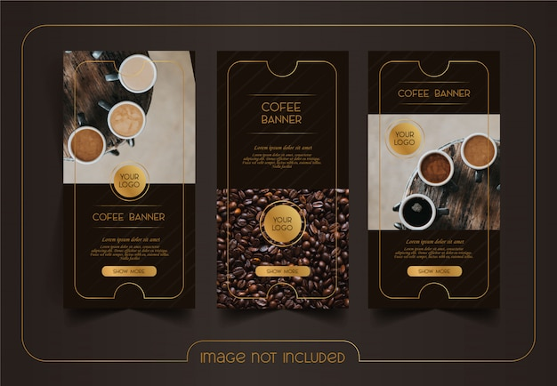 Кофе баннер