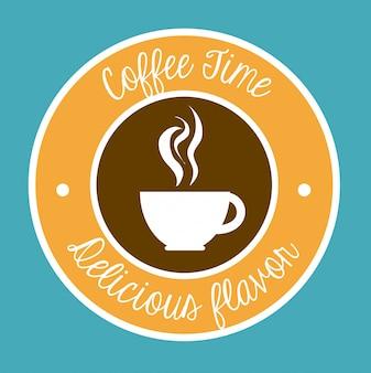 Дизайн времени cofee