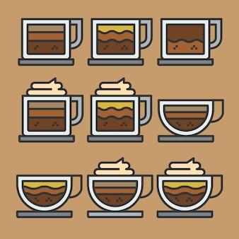 커피와 음료