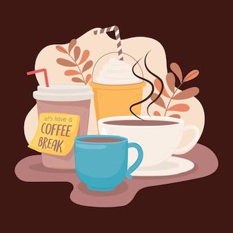 Coffee break design
