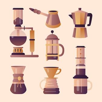 Coffee brewing methods