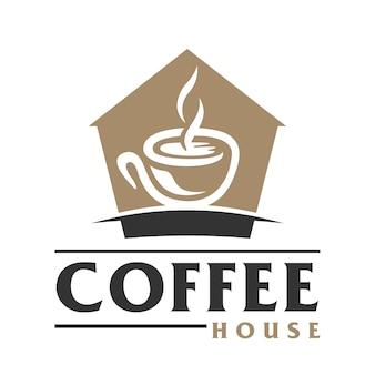 Логотип coffee cup