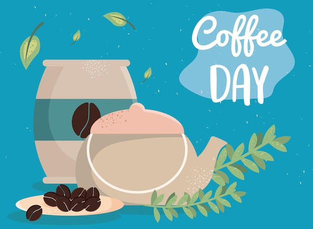 Coffee day message