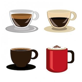 Design del caffè.
