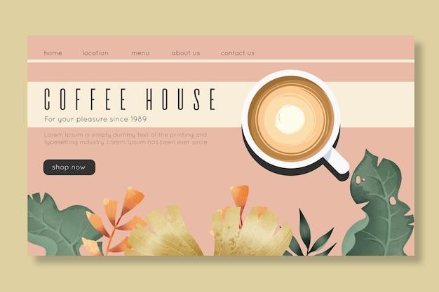 Concetto di fest di caffè