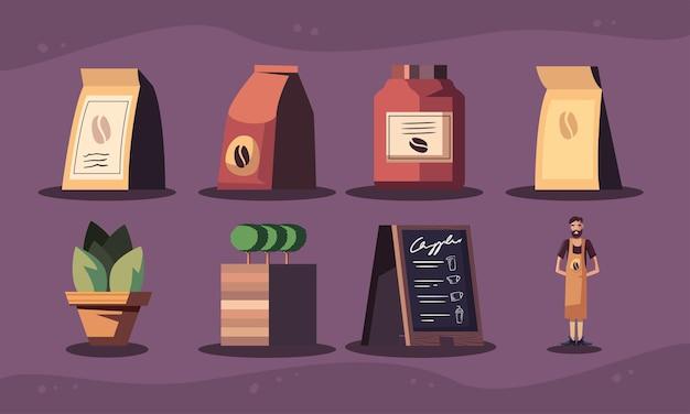 커피 아이콘 모음