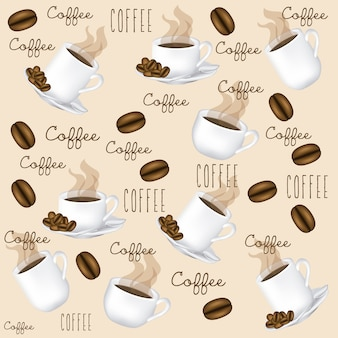 커피 일러스트