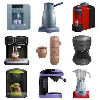 Coffee machine coffeemaker and coffee-machine