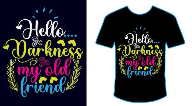 Coffee quotes hand drawn bundle t shirt design