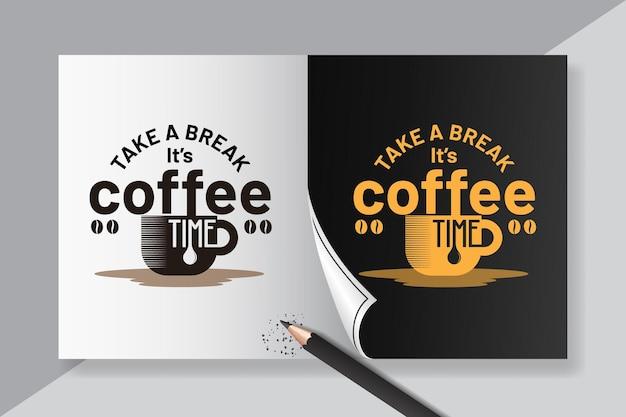 Цитаты кофе надписи винтаж