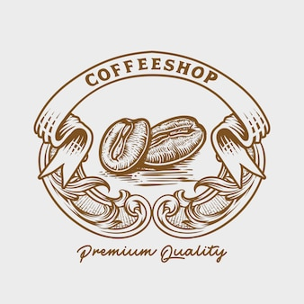 Coffee roasters logo
