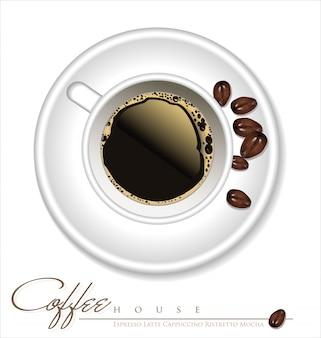 Coffee shop background