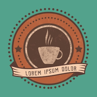 Coffee shop modern