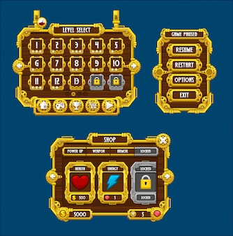 Cog & gear windows для игры