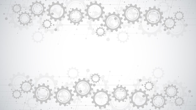 Cogs and gear wheel mechanisms
