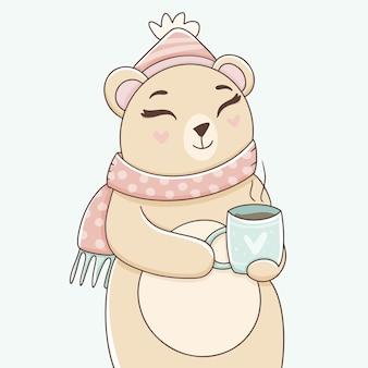 Cold bear