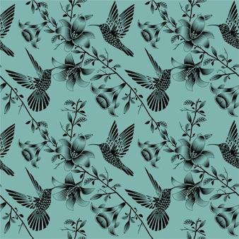 Colibri pattern