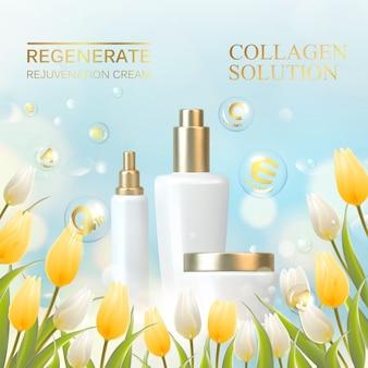 Collagen regenerate cream.