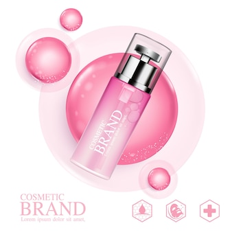 コラーゲン美容液スキンケア化粧品