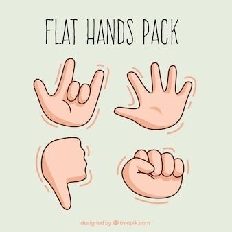 Язык жестов collectio