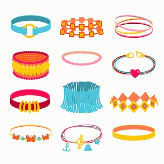 Collection of  accessories